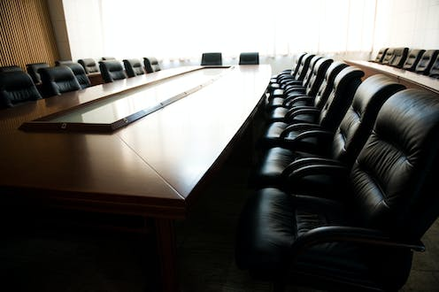 Independent isn't necessarily better. Why appointing independent directors can achieve little