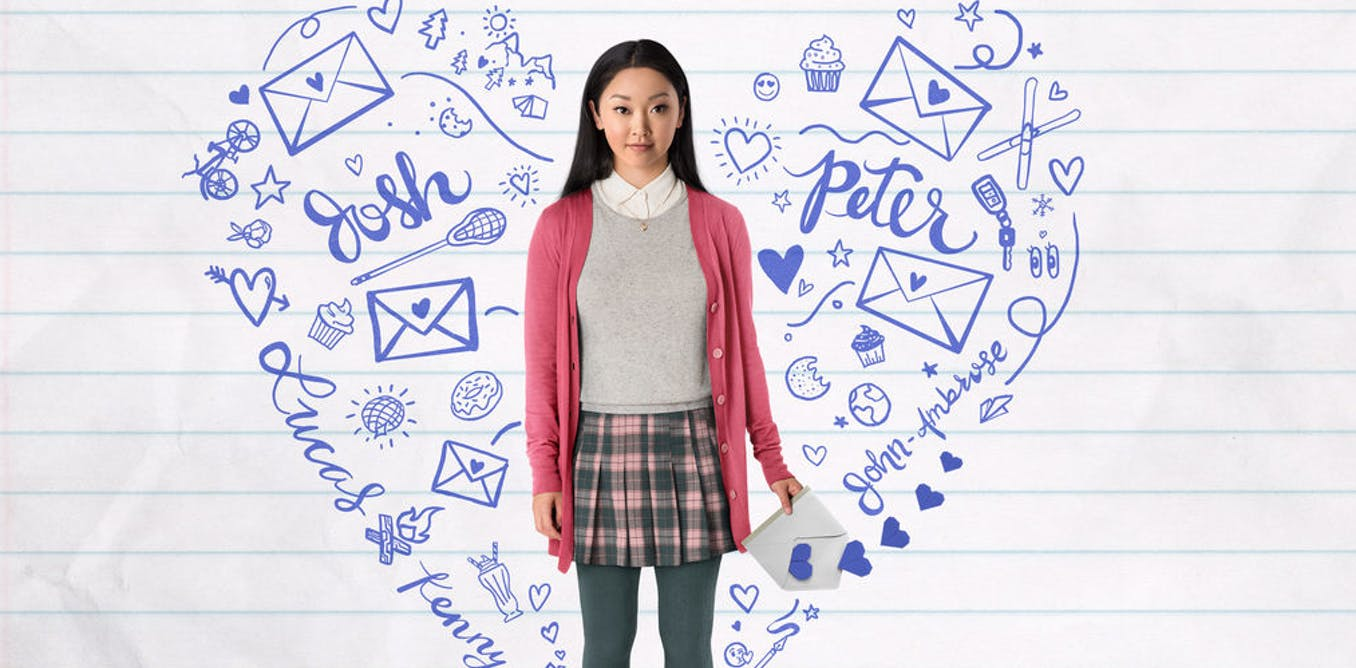 theconversation.com: To All The Boys I've Loved Before: how Hollywood woke up to the Asian-American experience