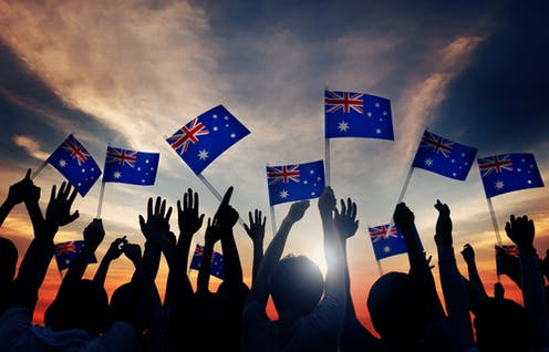 australia national anthem name