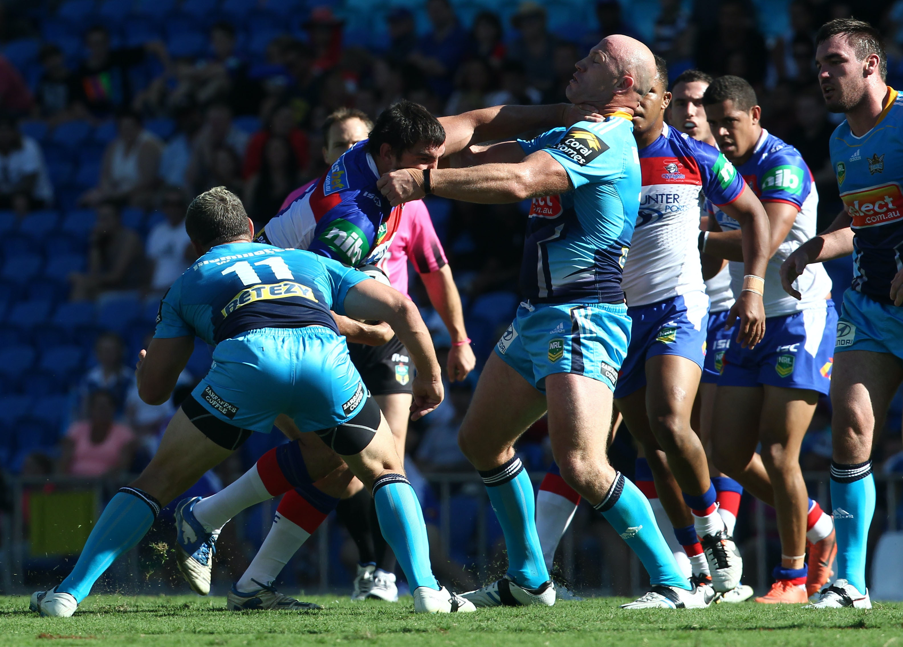 Masculinity and violence: the men who play rugby league