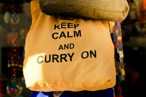 Essays On Air: the politics of curry