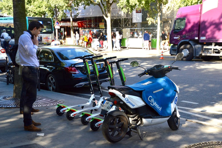 Can e-scooters solve the 'last mile' problem? They'll need