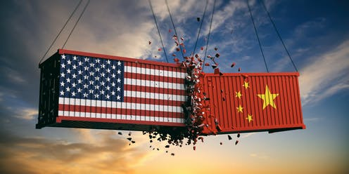 Trump versus China means picking sides