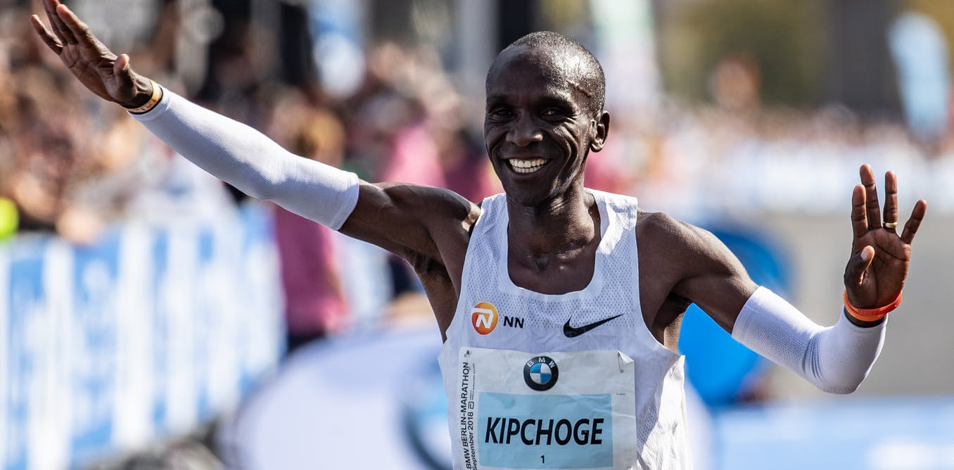 Why Kipchoge's spectacular Berlin run sets the sta...