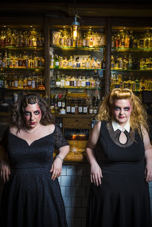 Mother's Ruin is a stellar, gin-soaked cabaret