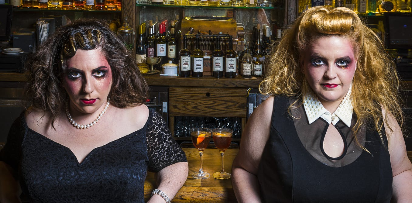 Mother's Ruin is a stellar, gin-soaked cabaret...