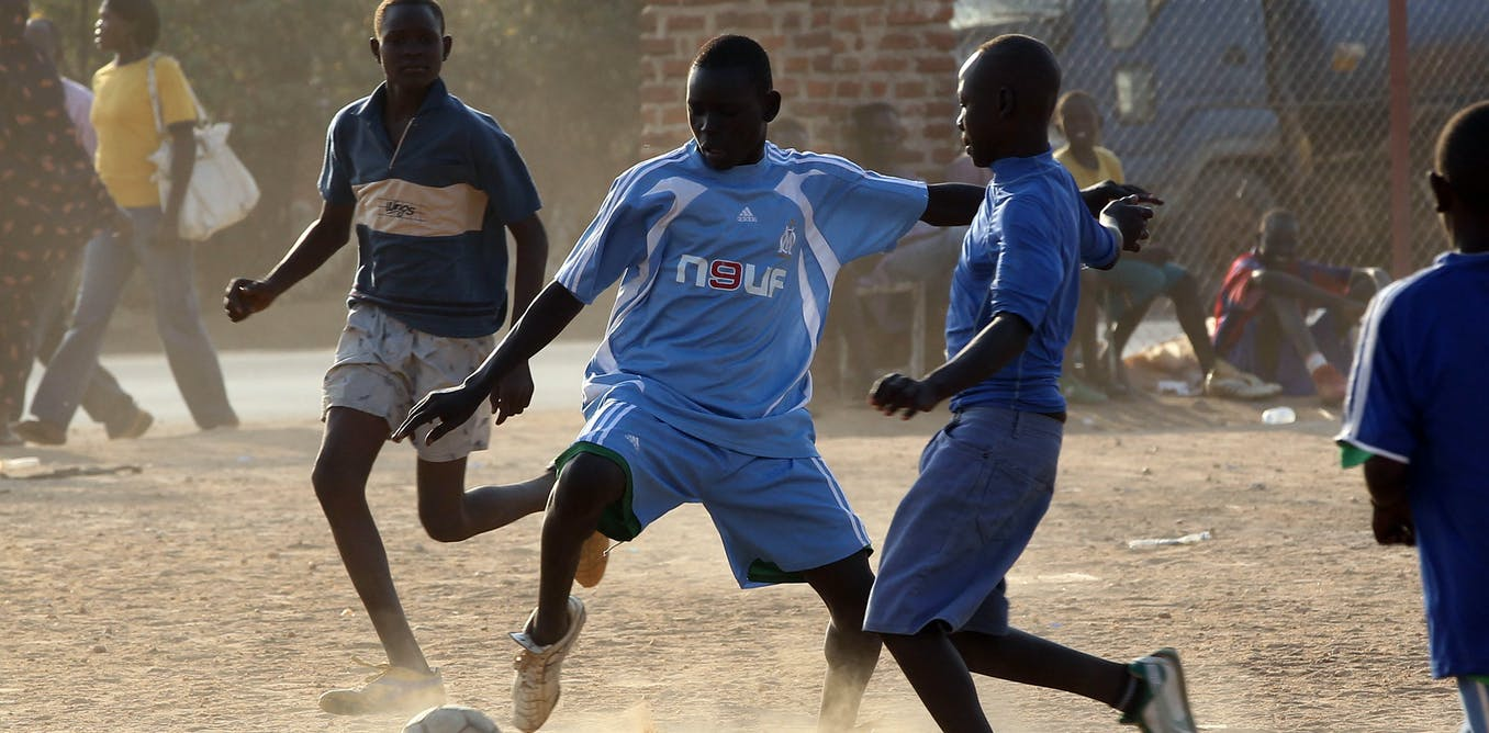 South Sudanese football: colonial legacy sheds lig...