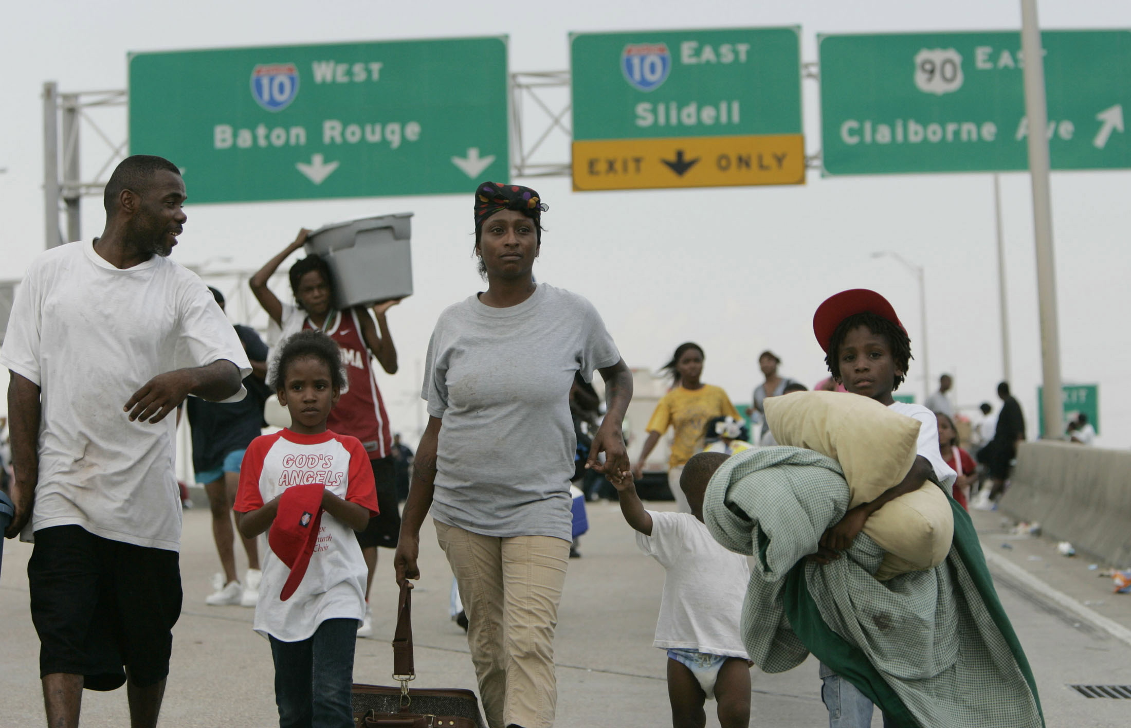 Hurricane kids: What Katrina taught us about saving Puerto Rico's youngest storm victims