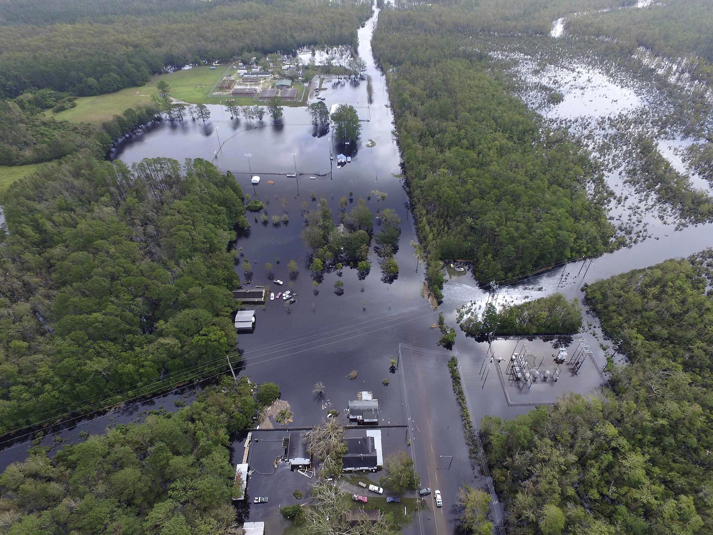 Relaxed environmental regulations heighten risk during natural disasters