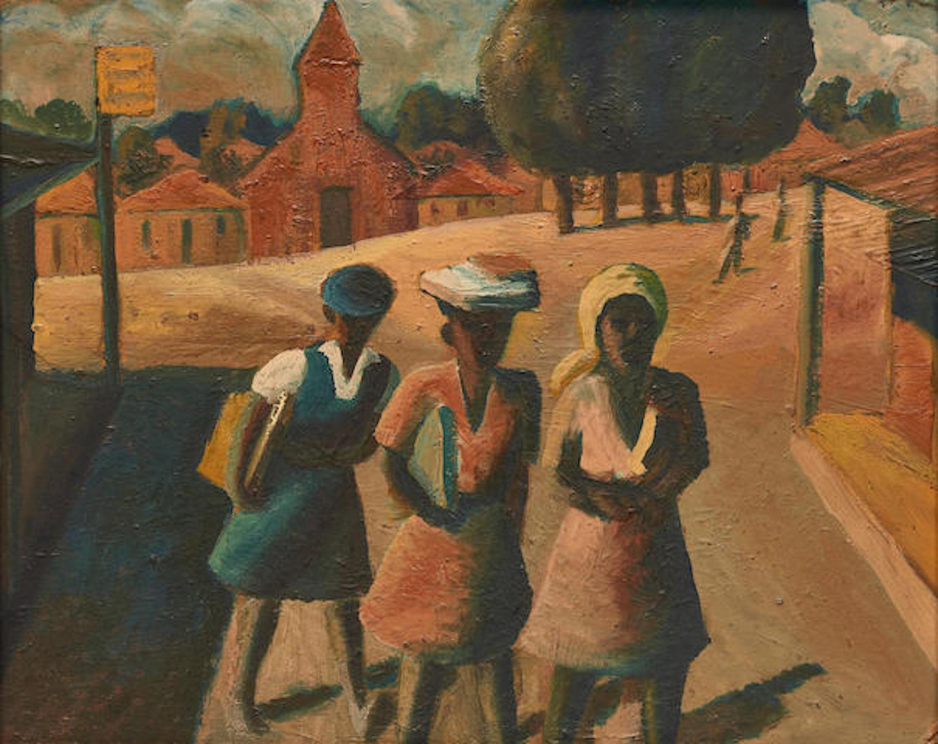 Gerard Sekoto: apartheid era tastes are still borne out at art auctions