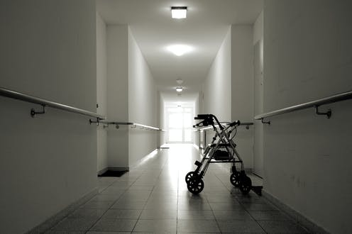 Australia's residential aged care facilities are getting