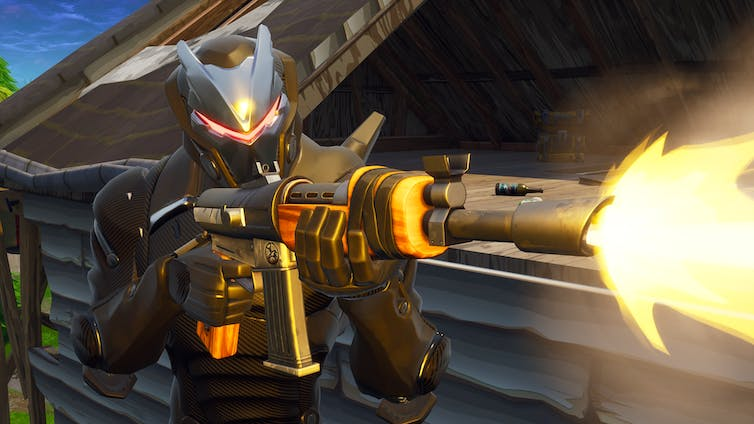 one year of phenomenal success for Fortnite