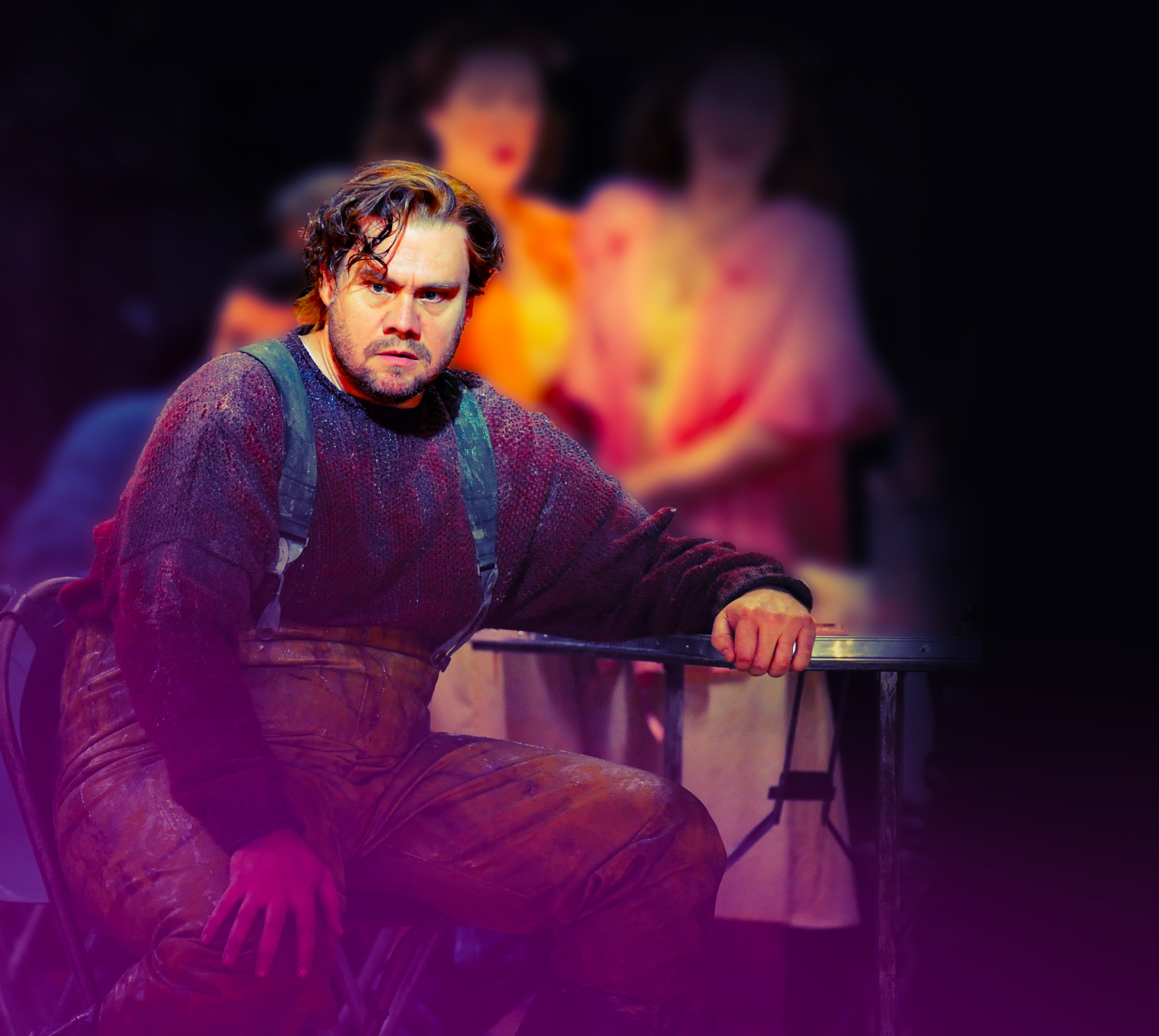 Peter Grimes is a thrilling and moving staging of the great English opera