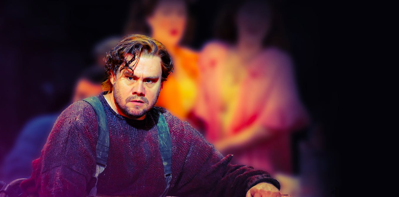 Peter Grimes is a thrilling and moving staging of ...