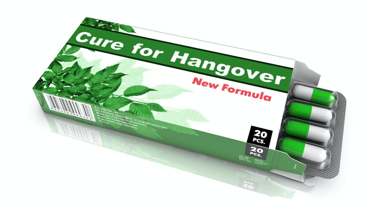 Five popular hangover cures, reviewed by experts