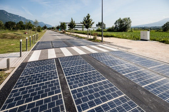 theconversation.com - Dylan Ryan - Solar panels replaced tarmac on a motorway -- here are the results