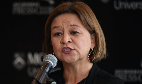 ABC board sacks managing director Michelle Guthrie