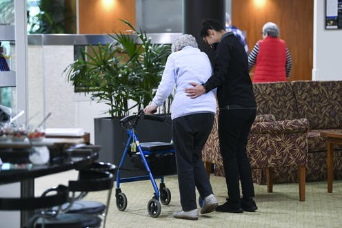 Aged care failures show how little we value older people – and those who care for them