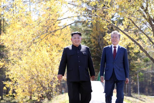Economic growth and 'Trump-proofing' – why the latest inter-Korea summit matters