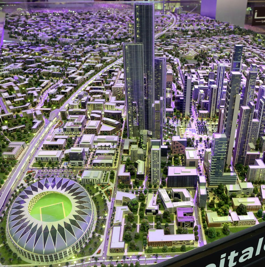 Egypt is building a new capital city from scratch here 39 s for Cairo mobel