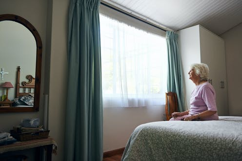 Hiding 'grannycams' in aged care facilities is legally and