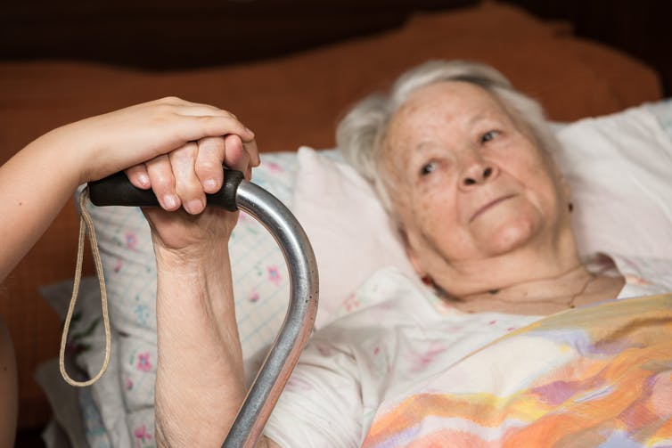 Hiding 'grannycams' in aged care facilities is legally and ethically murky