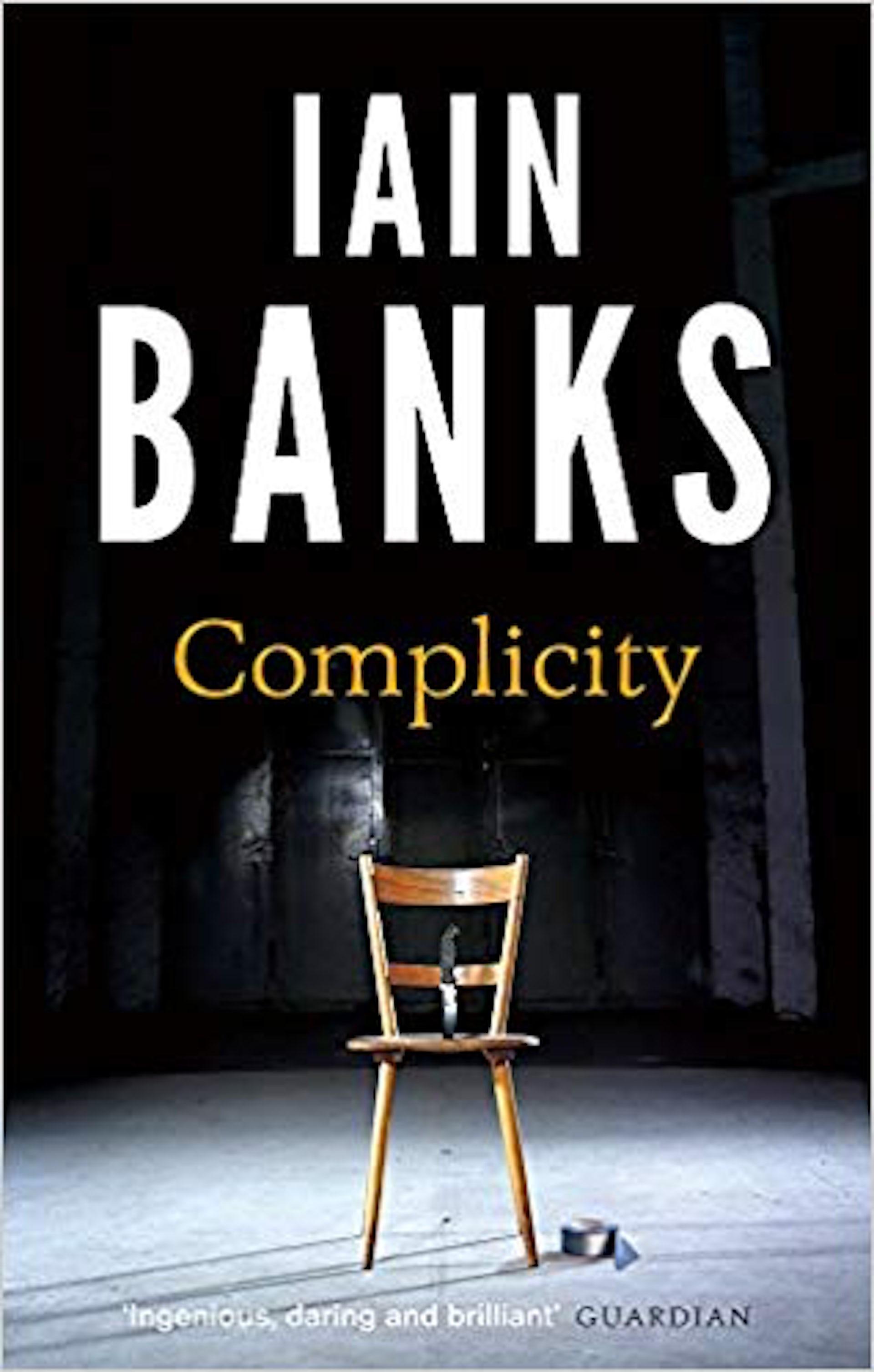Iain Banks 1993 novel
