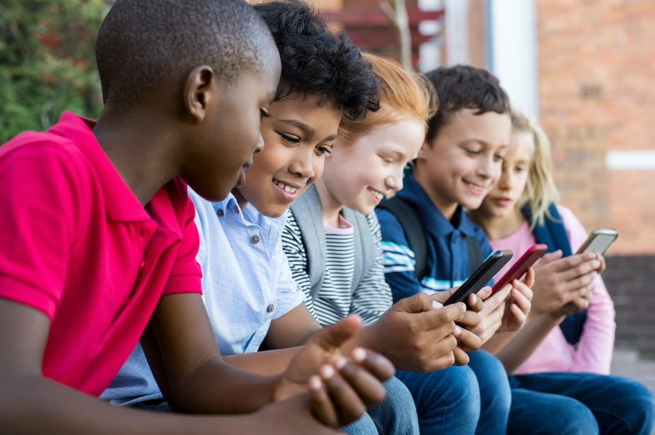 kids with cellphones more likely to be bullies  or get bullied