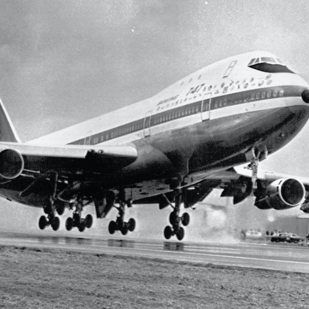 50 years of the Boeing 747: How the 'queen of the skies