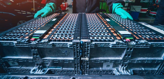 lithium batteries – News, Research and Analysis – The
