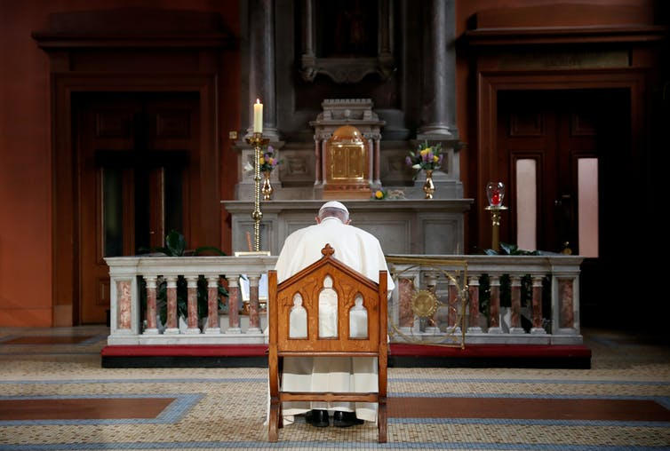 The Catholic Church resists change – but Vatican II shows it's possible