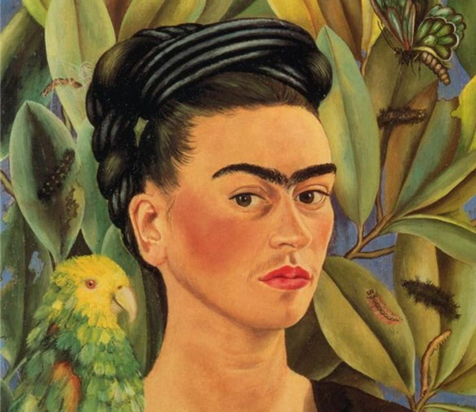 Frida Kahlo to Rihanna: there's a reason eye-catching brows are front and  centre