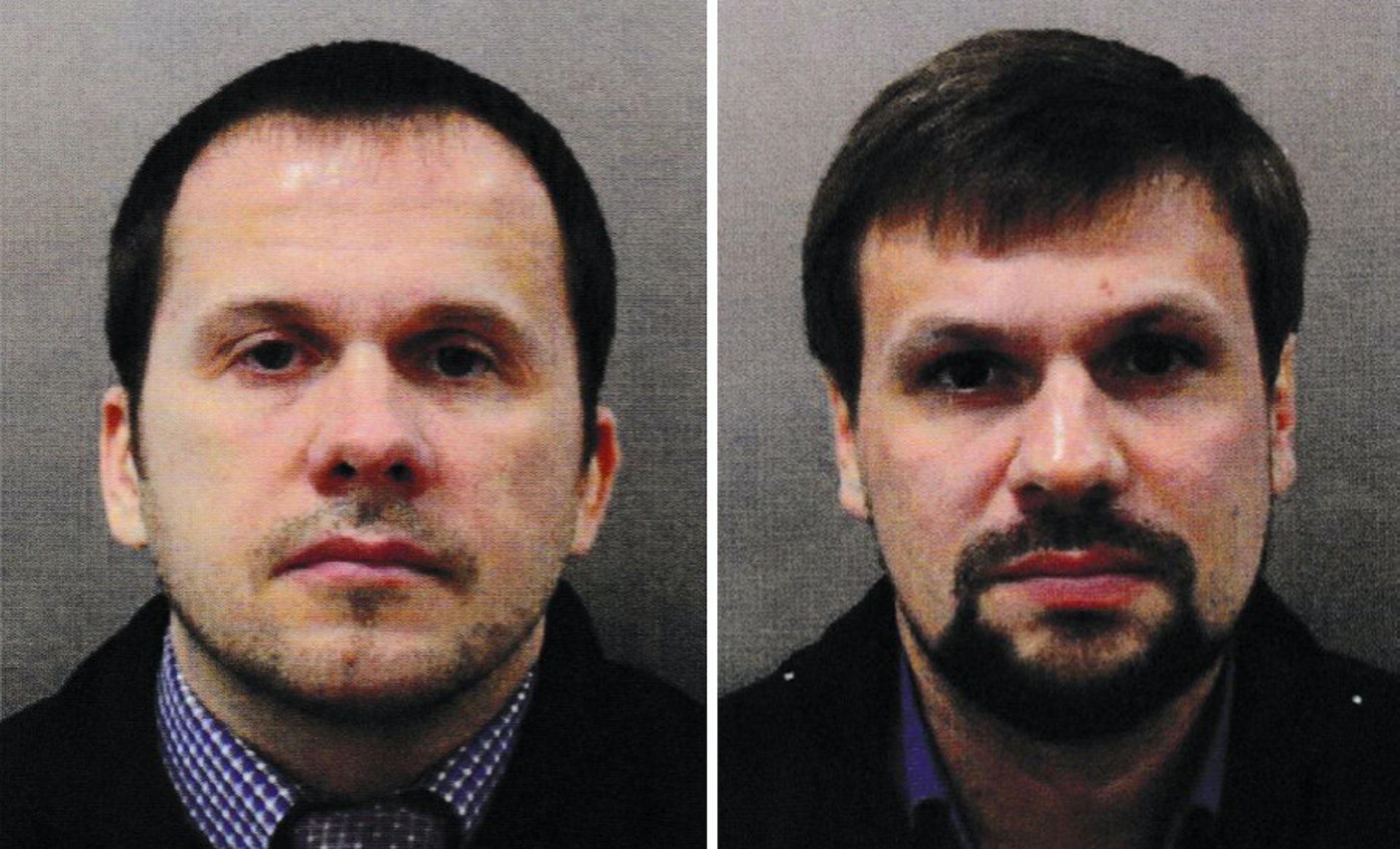 Petrov, Boshirov, Colonel Chepiga. And who do you actually believe 29