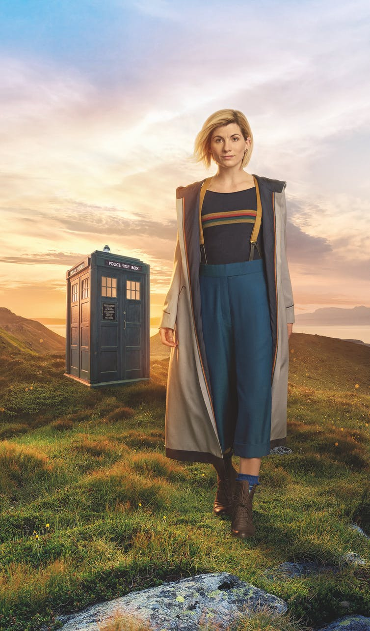 The new Doctor Who picks up the chase with a pace as she crosses the gender barrier