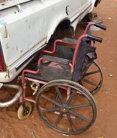 Indigenous people with disability have a double disadvantage and the NDIS can't handle that