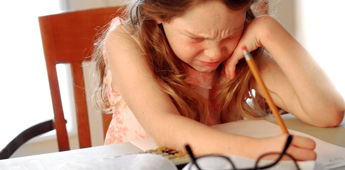 Does your child struggle with spelling? This might help