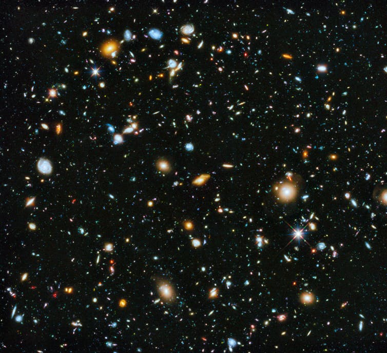 Are there living things on different galaxies?