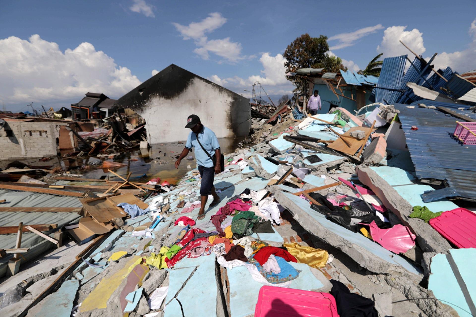 Gempa Palu: mendesaknya evaluasi kebijakan mitigasi bencana, belajar dari Jepang