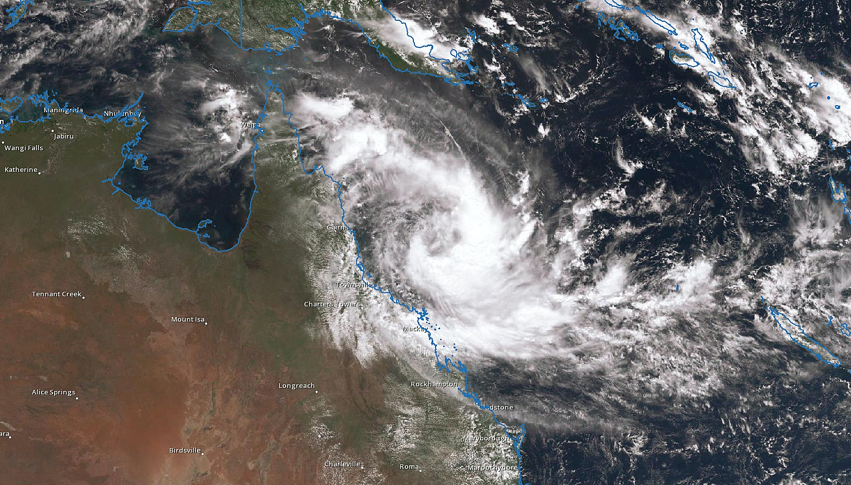 Trust Me, I'm An Expert: Cyclone season approacheth, but this year there's a twist