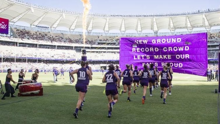 The AFLW found instant success, but challenges remain for its long-term sustainability
