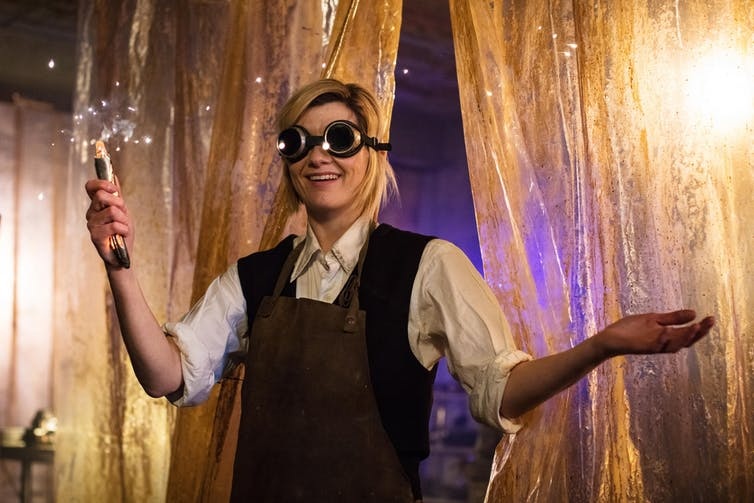 Doctor Who: Jodie Whittaker is the 13th Doctor