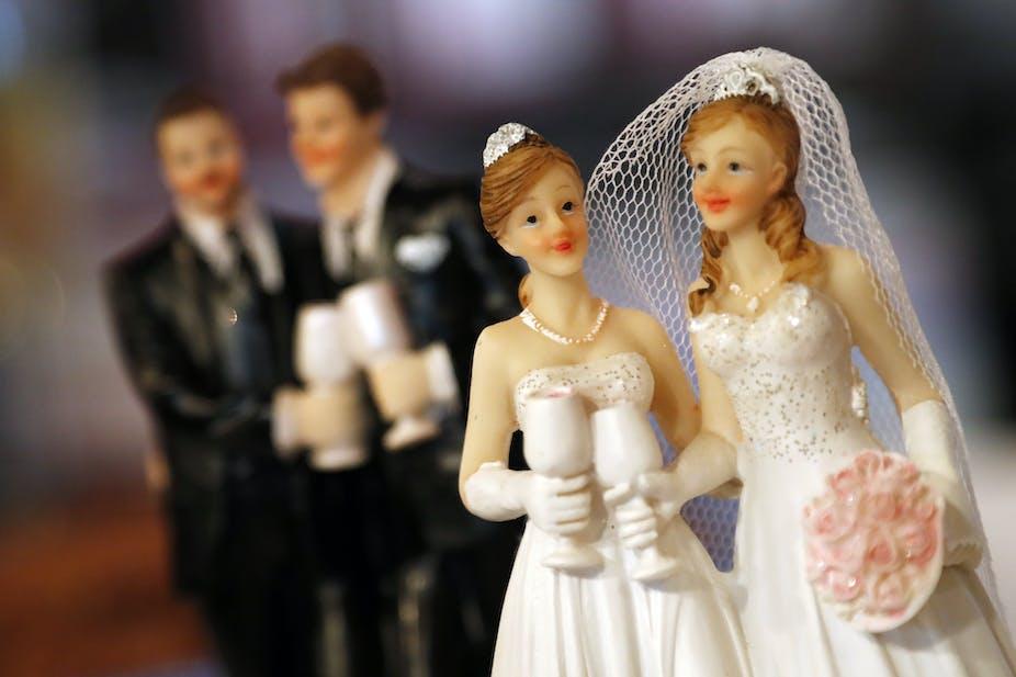 Same sex marriage photo