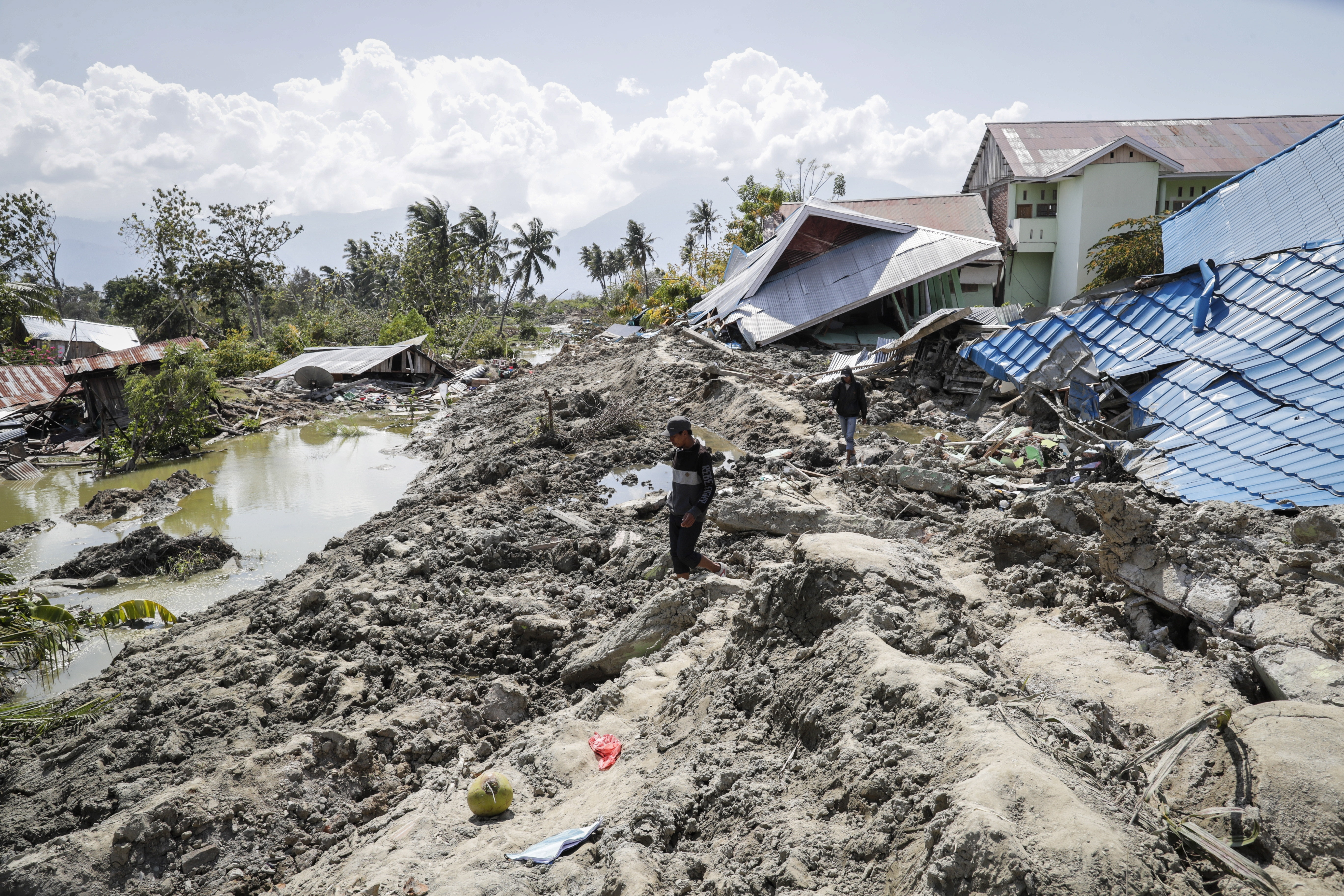 2012 research had identified Indonesian city Palu as high risk of liquefaction
