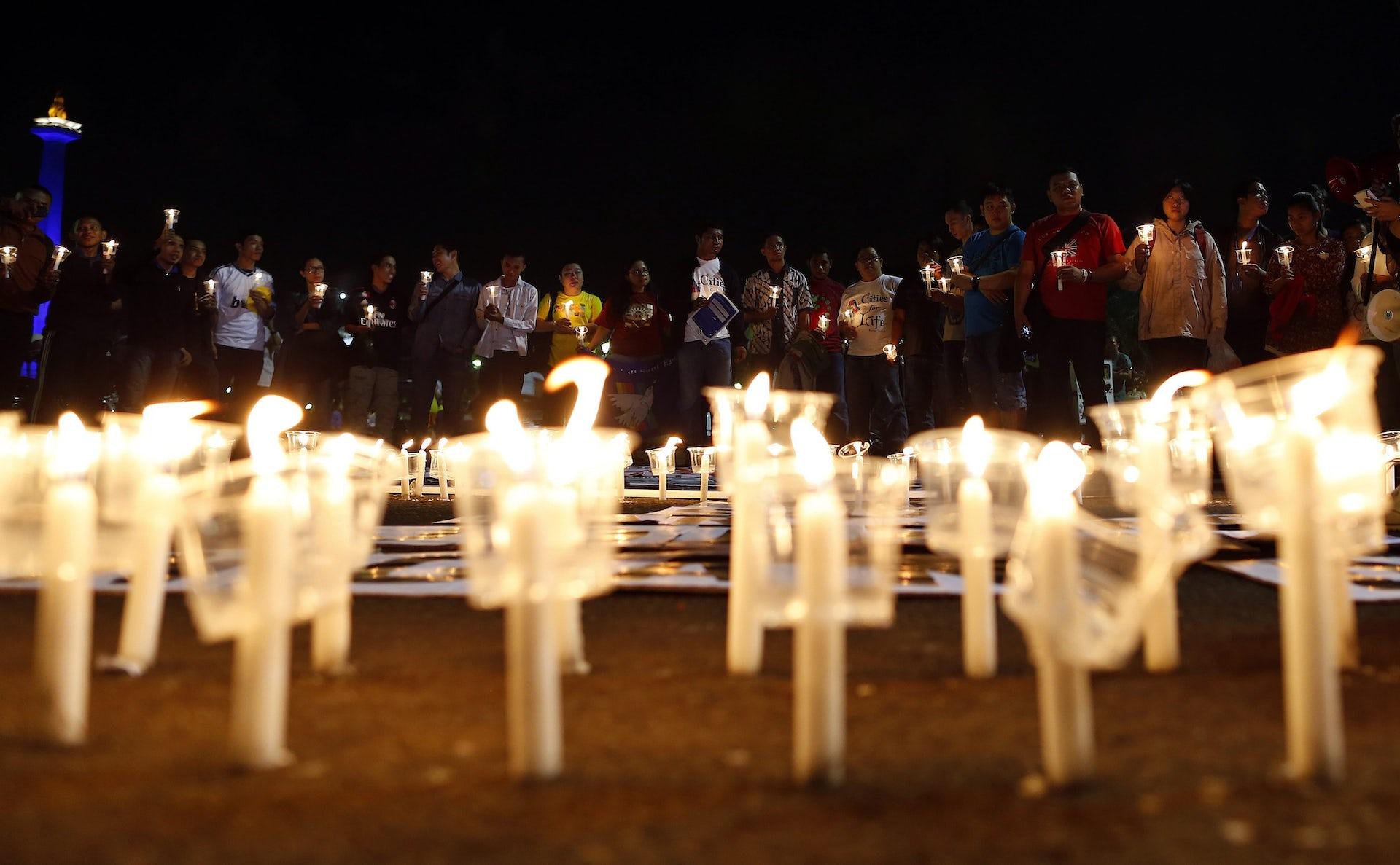 Membongkar mitos hukuman mati
