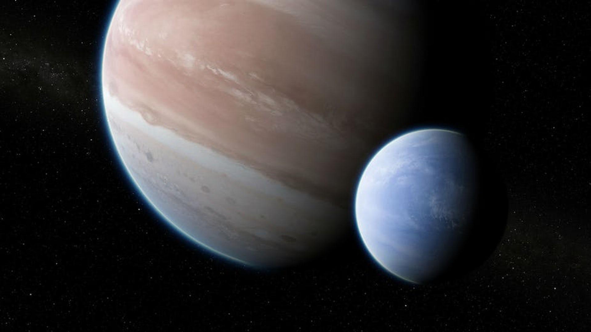 Banyak exomoon: astronom melaporkan penemuan pertama