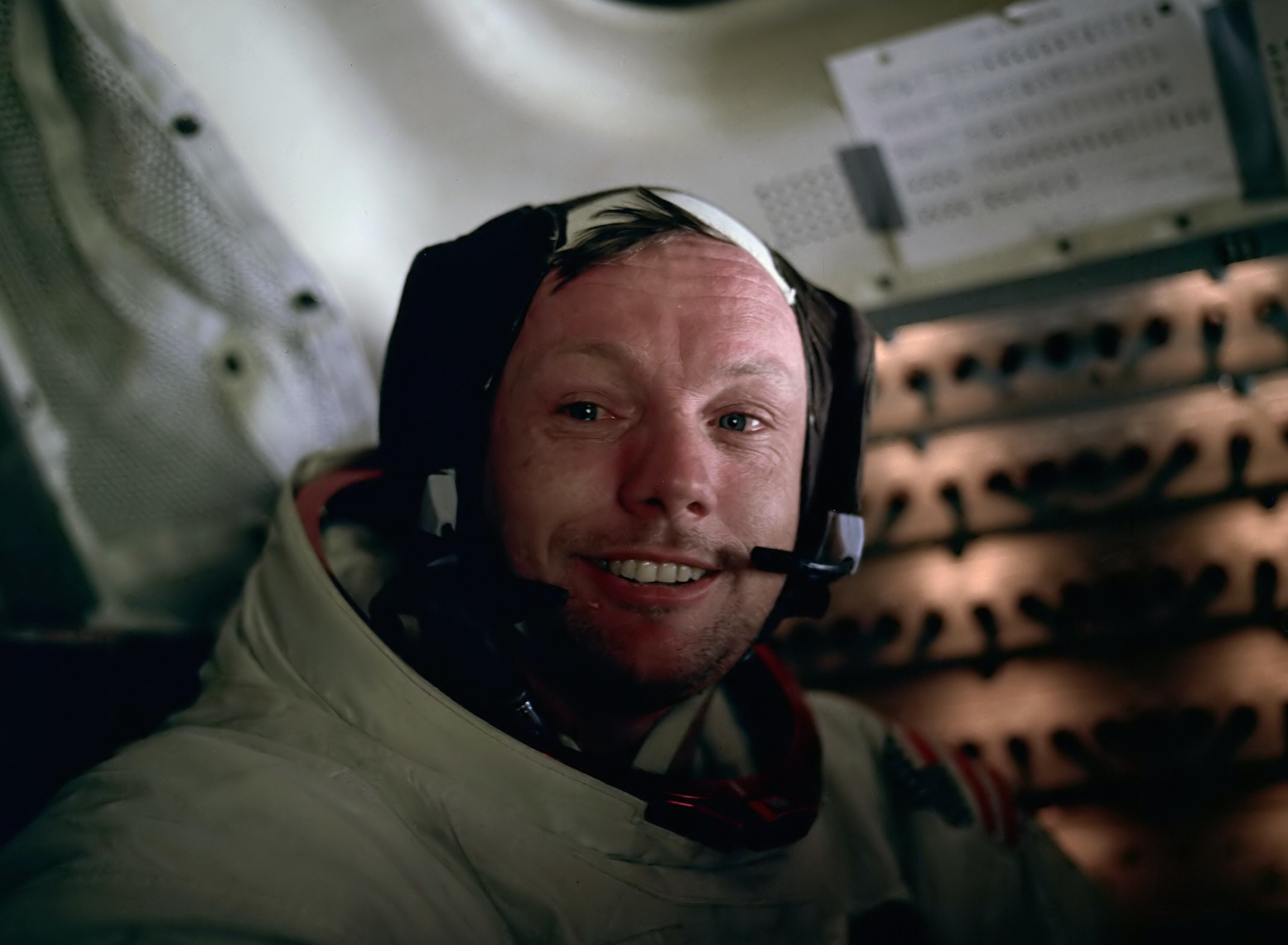 Neil Armstrong and the America that could have been