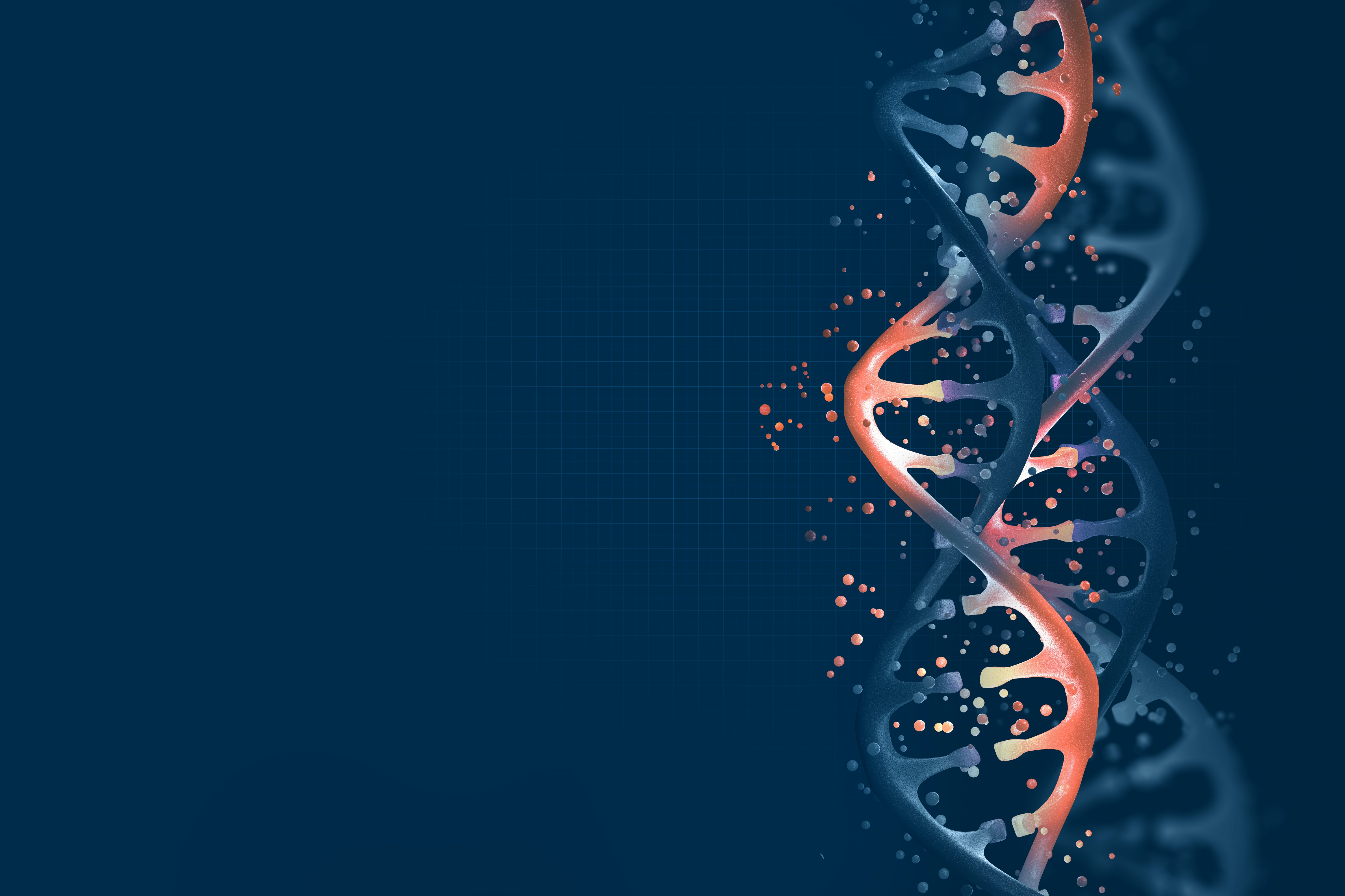 gene therapy is still in its infancy but the future looks promising