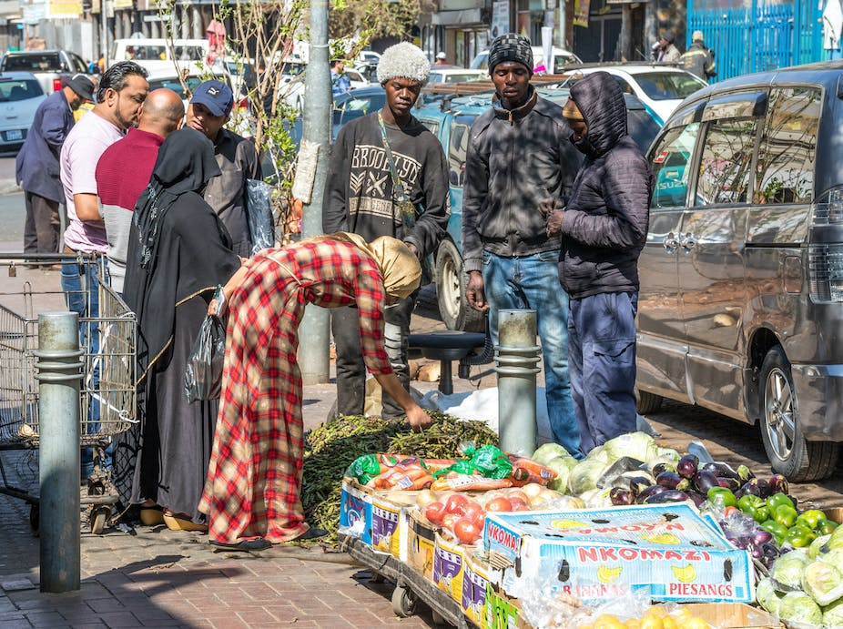 Informal Economies Are Diverse: South African Policies Need to Recognize This