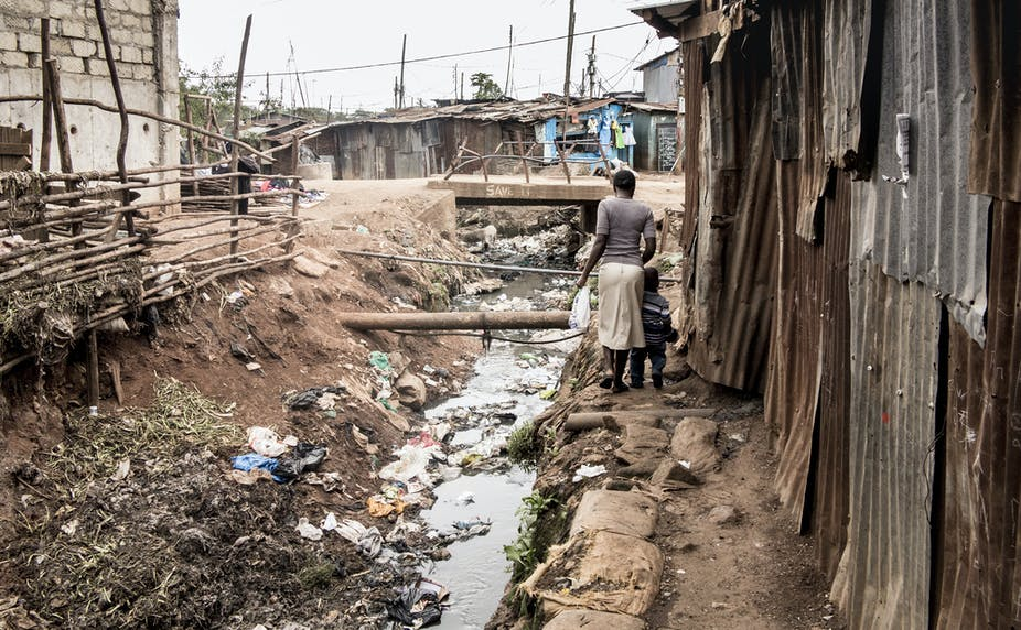 Nairobi's Slum Residents Pay a High Price for Low Quality Services