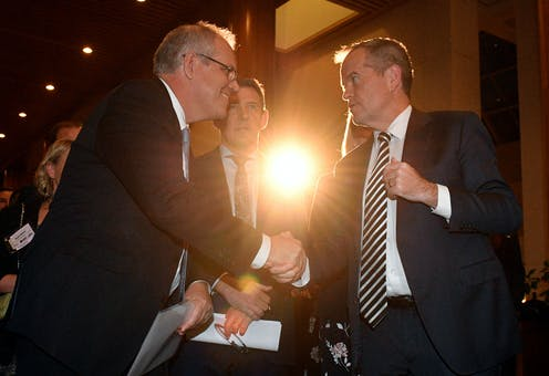 Labor slips in Newspoll, but gains in Ipsos, in Wentworth and in Victoria